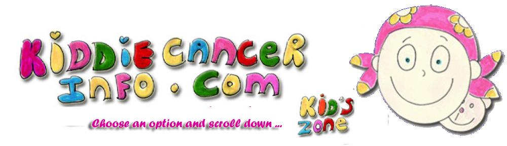 KiddieCancerInfo Kids Zone
